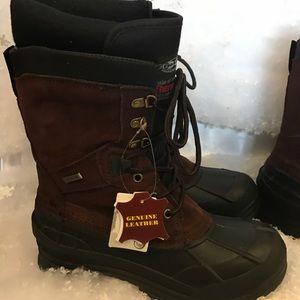 """Men's Snow Boot Winter Waterproof  10"""" Thermolite"""